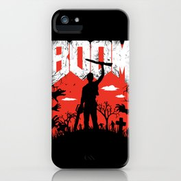 This... is my BOOMSTICK! iPhone Case