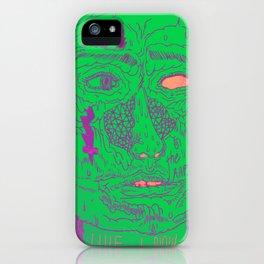 therapist iPhone Case