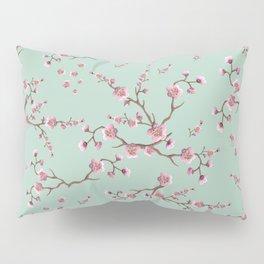 SAKURA  - PRETTY MINT Pillow Sham