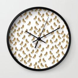 Have anyone seen pony?! Wall Clock