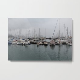 Simons Town - South Africa Metal Print