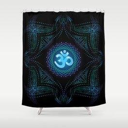 shanti om Shower Curtain