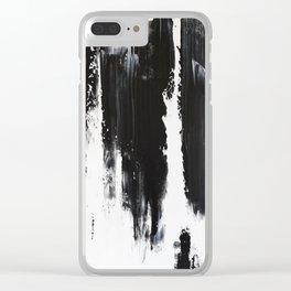 Vik Clear iPhone Case
