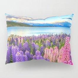 LUPINES FIESTA Pillow Sham