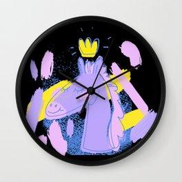 Magic horse Wall Clock