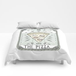 The Pizza Comforters