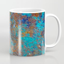 Copper and Rust Coffee Mug