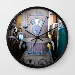 old iron Wall Clock