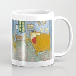 Vincent van Gogh - The Bedroom in Arles Coffee Mug
