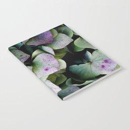 hydrangea III Notebook