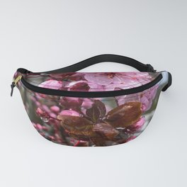 Rainy Day Plum Blossoms (2) Fanny Pack
