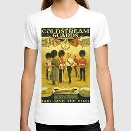 Vintage British Poster T-shirt
