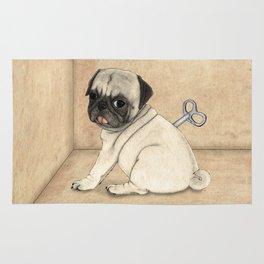 Toy dog; Pug Rug