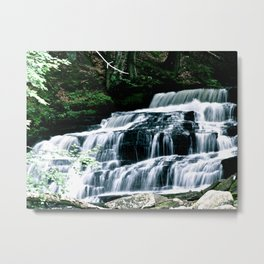 Water Creek Metal Print