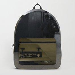 NYC Subway Backpack