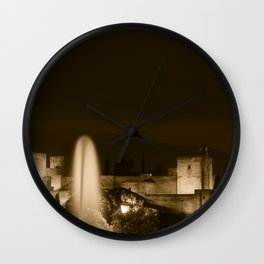 Mas alla Wall Clock