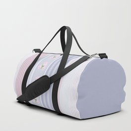 Combined, patchwork  2 Duffle Bag