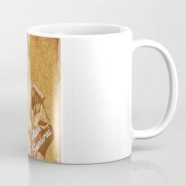 Nakano Takeko- Aizu Samurai Coffee Mug