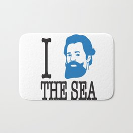 I __ The Sea Bath Mat