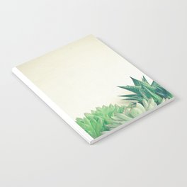 Succulent Forest Notebook