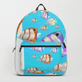 Tropical Fish Backpack