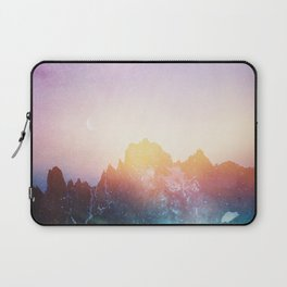 Abstract Land Laptop Sleeve