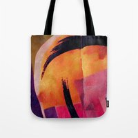 makeup Tote Bags featuring Makeup by Cylena Young