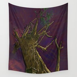 Tree of Knowledge Wall Tapestry