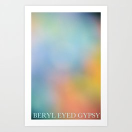 Summer Black Rainbow 2012 Art Print
