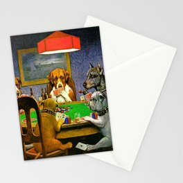 A FRIEND IN NEED - C.M. COOLIDGE Stationery Cards