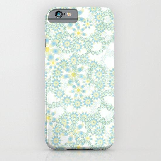 Little flowers iPhone & iPod Case