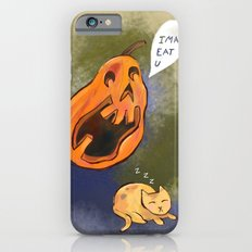 Kitty watch out! Slim Case iPhone 6s
