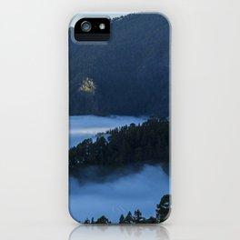La Palma forest iPhone Case