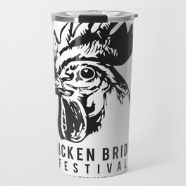 Chicken Bridge Festival, 2018 Travel Mug
