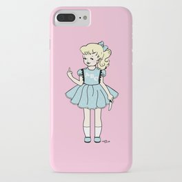 Not Your Dolly iPhone Case
