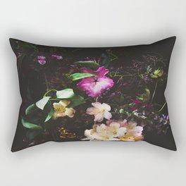 Foraged Florals Rectangular Pillow