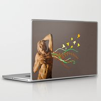 spawn Laptop & iPad Skins featuring Persephides by Canson City