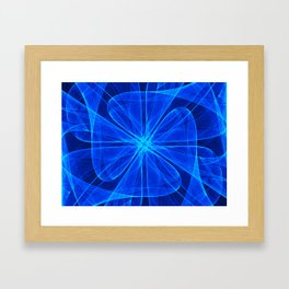 Tulles Propeller Computer Art Framed Art Print
