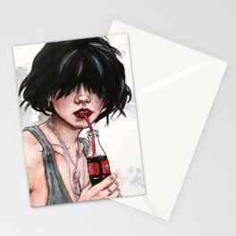 Tao Okamoto Stationery Cards