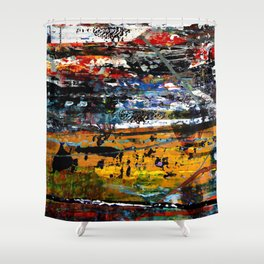 Selter Hkelter Shower Curtain