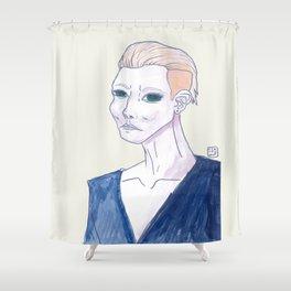 TILDA Shower Curtain