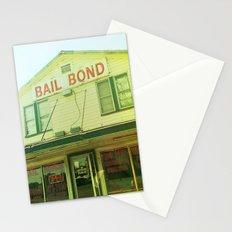 Southern Bail Bonds Stationery Cards