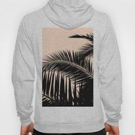 Palms on Pale Pink Hoody