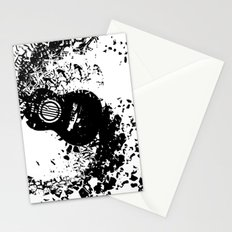 Rock 'n Roll Stationery Cards