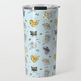Trash Love Travel Mug