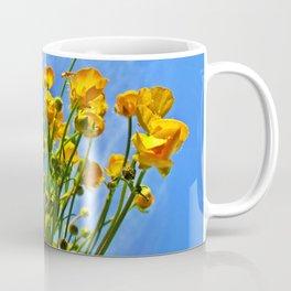 The Sky Is Yellow Coffee Mug