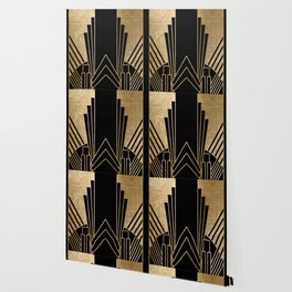Art deco design Wallpaper