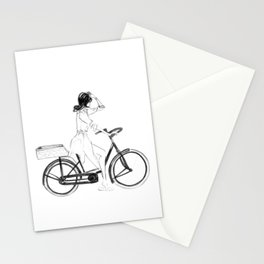 Anita | Fashion illustration Stationery Cards