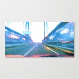 Fore River Bridge Canvas Print