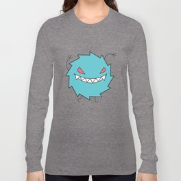 Cute Little Monster - Agressive Long Sleeve T-shirt